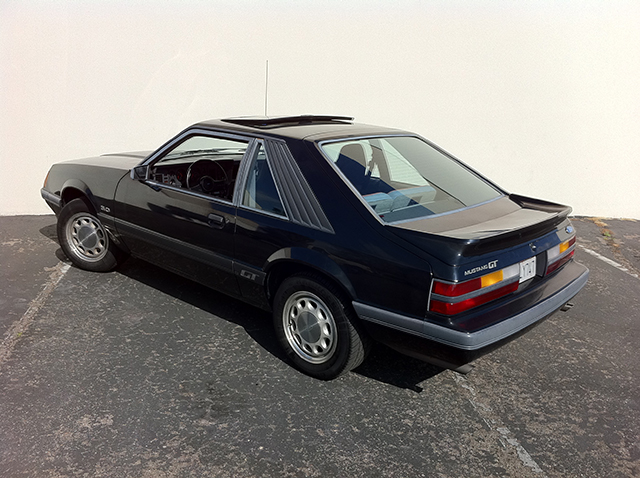 For Sale Fs 1985 Gt 5 Speed Sunroof Moonroof Ford