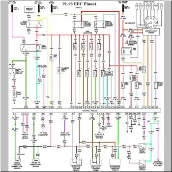 5 0 Mustang Wiring Schematic fox wiring harness diagram ...  Mustang Alternator Wiring Diagram on
